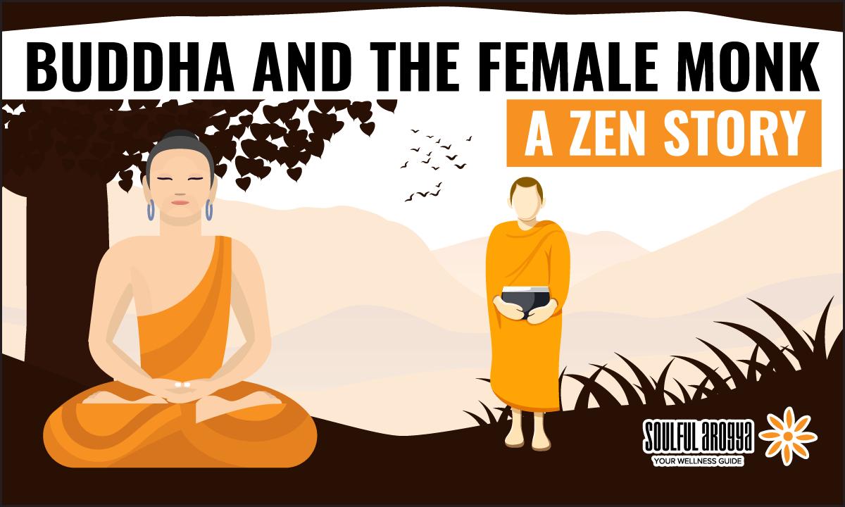 Buddha and the Female Monk: The Story of Matanga