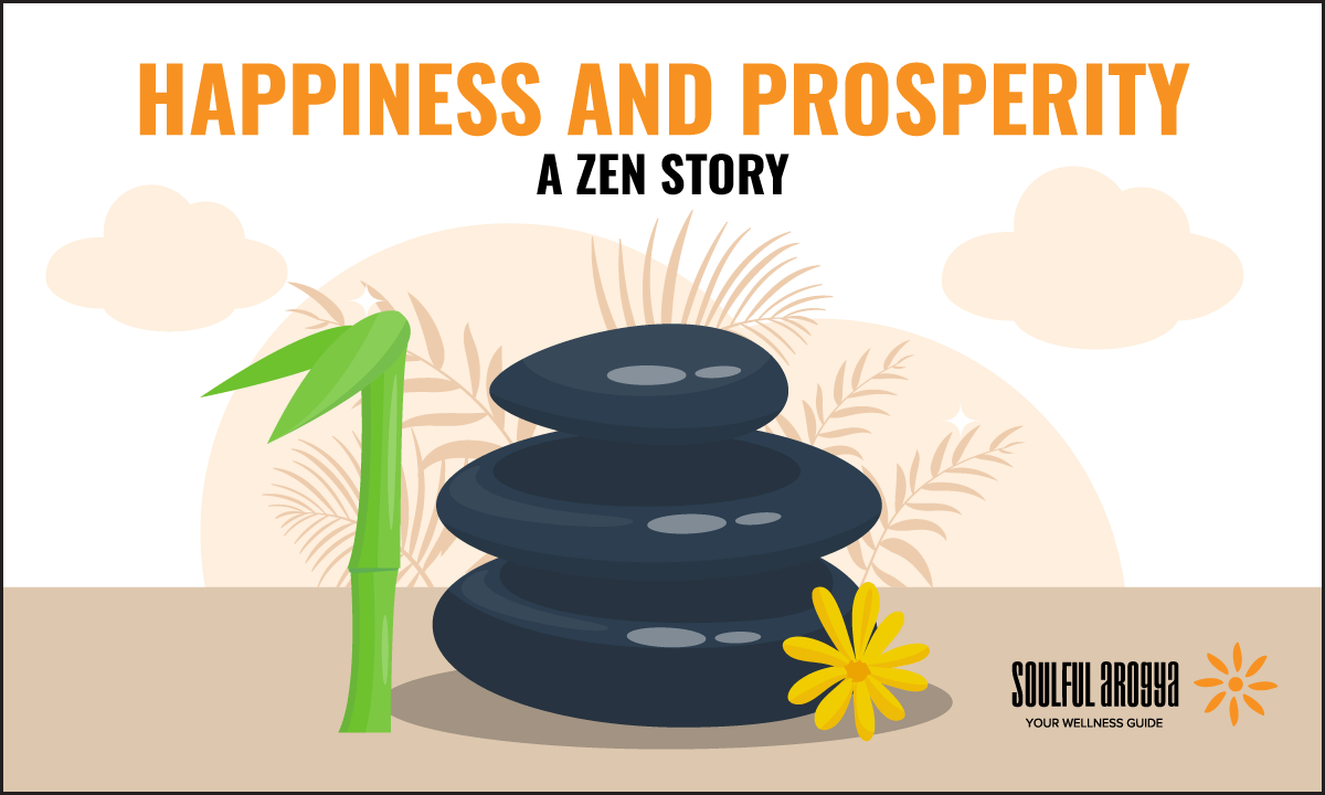 Zen Reflections: Happiness and Prosperity