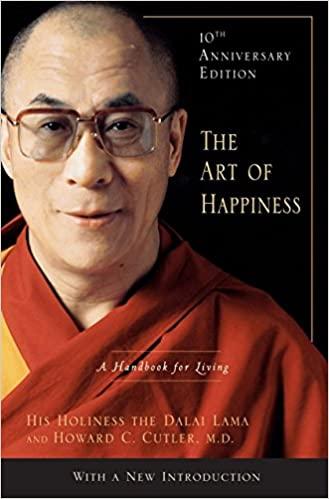 The Art of Happiness by Dalai Lama (5 Best Zen Books)