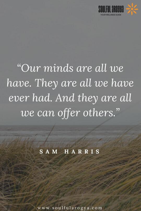 Sam Harris on Meditation