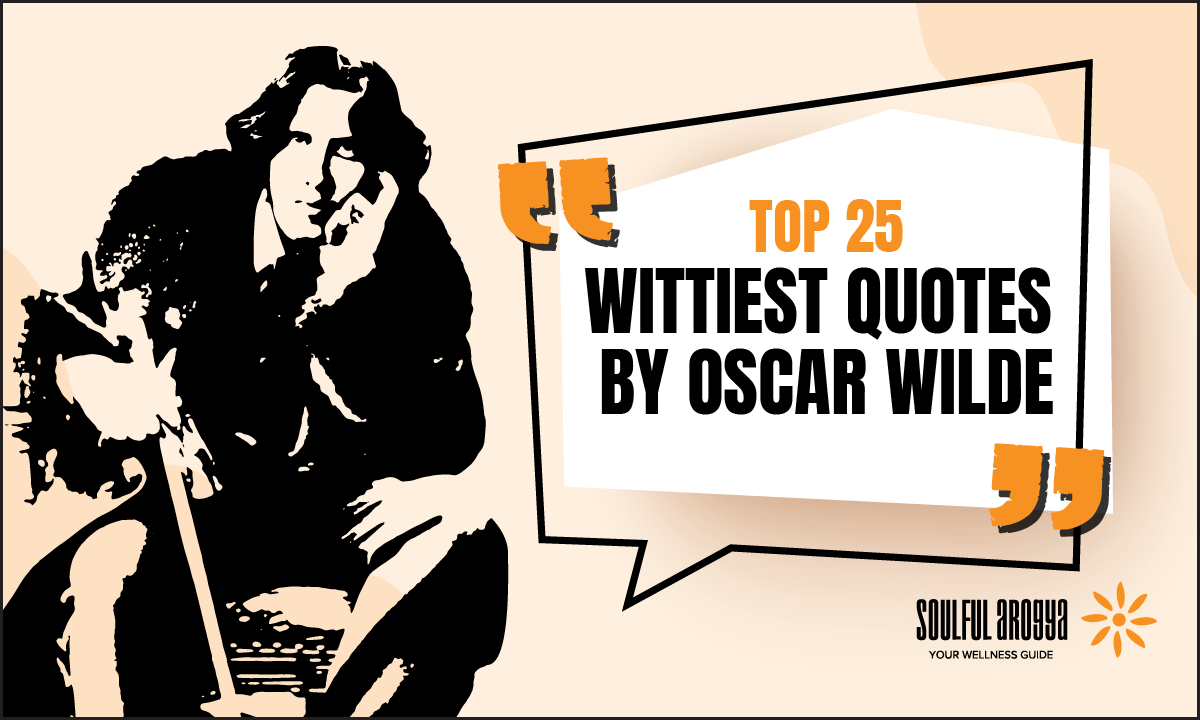 Oscar Wilde Quotes: Top 25 Wittiest Quotes by Oscar Wilde