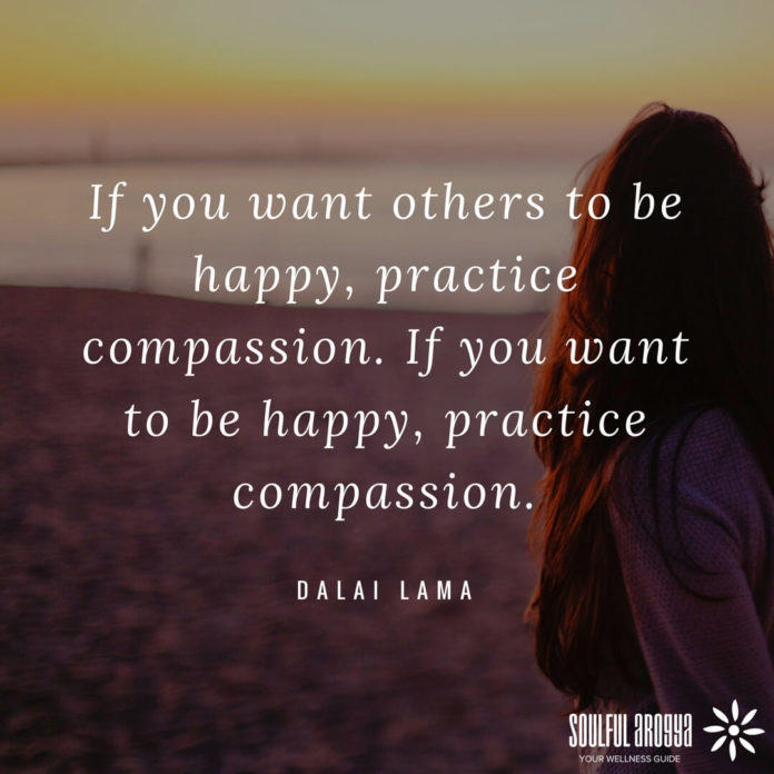 Dalai Lama Quote - Mindfulness Quotes