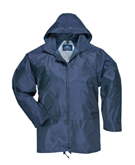 Rain Jacket on Amazon