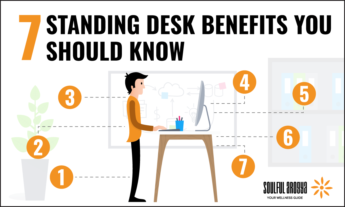 7 Standing Desk Benefits You Should Know