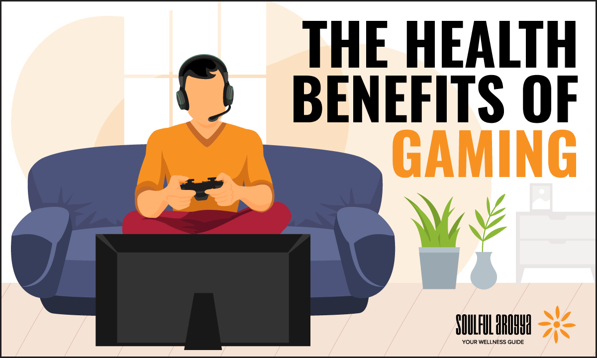 The Health Benefits of Gaming