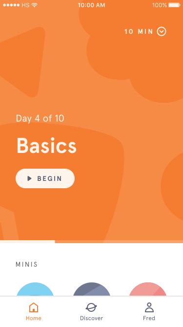 Headspace Basics